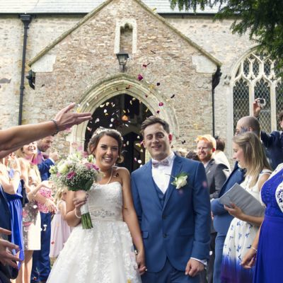 vintage devon wedding