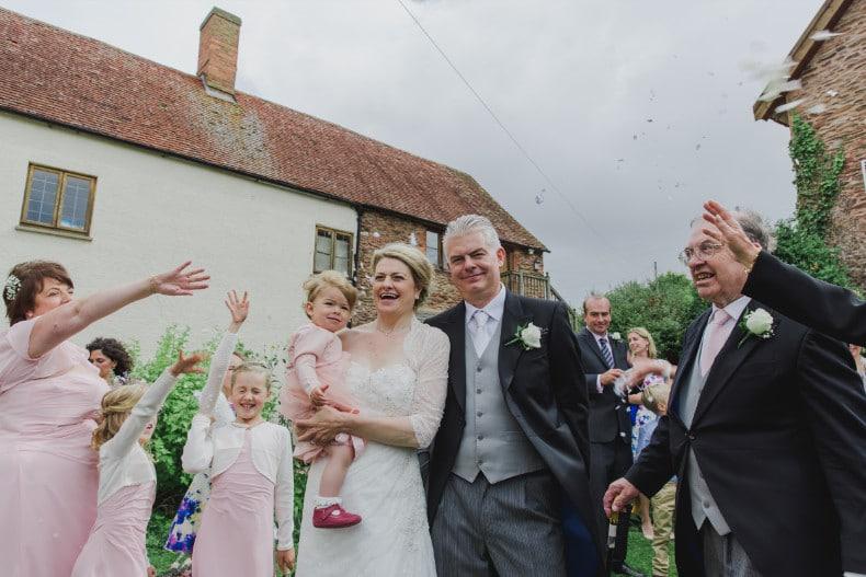 huntstile farm wedding