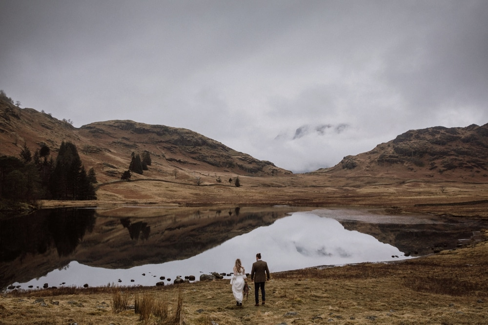 lake district elopement
