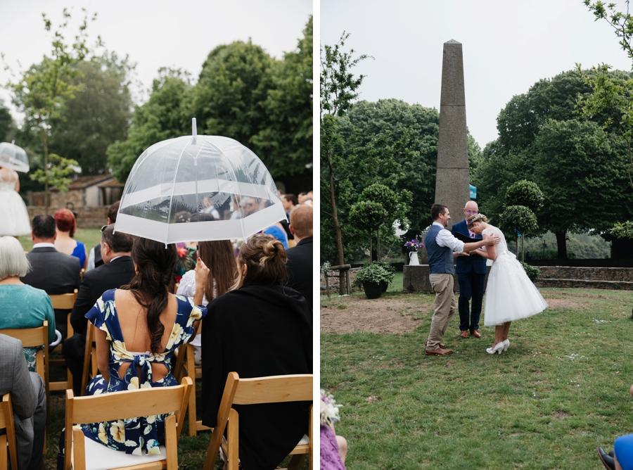 guernsey wedding
