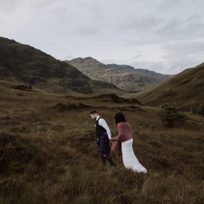scotland elopement photographer