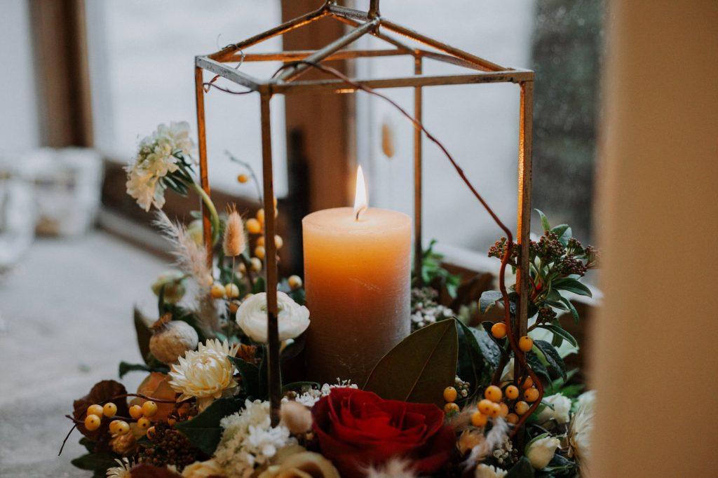 cozy wedding vibes