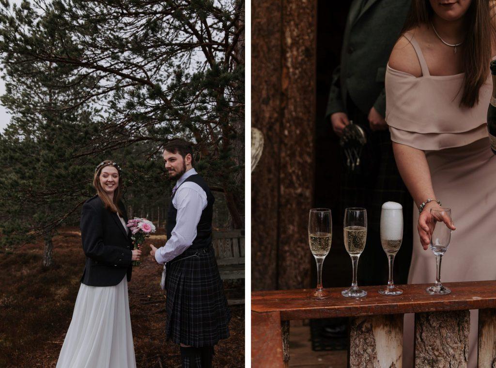 elopement celebration