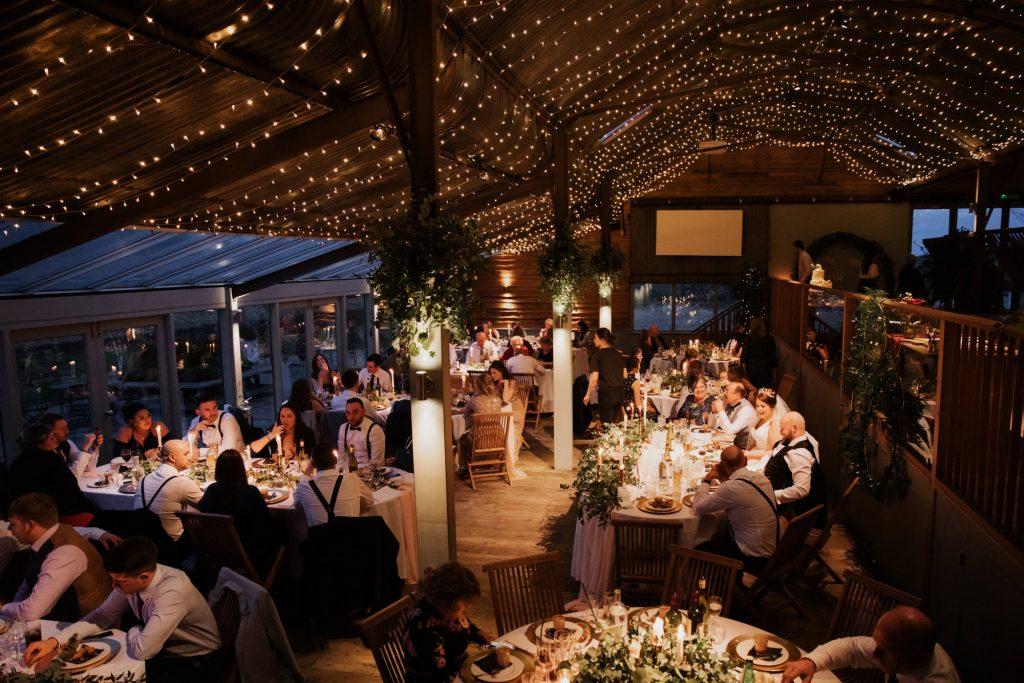 stone barn wedding