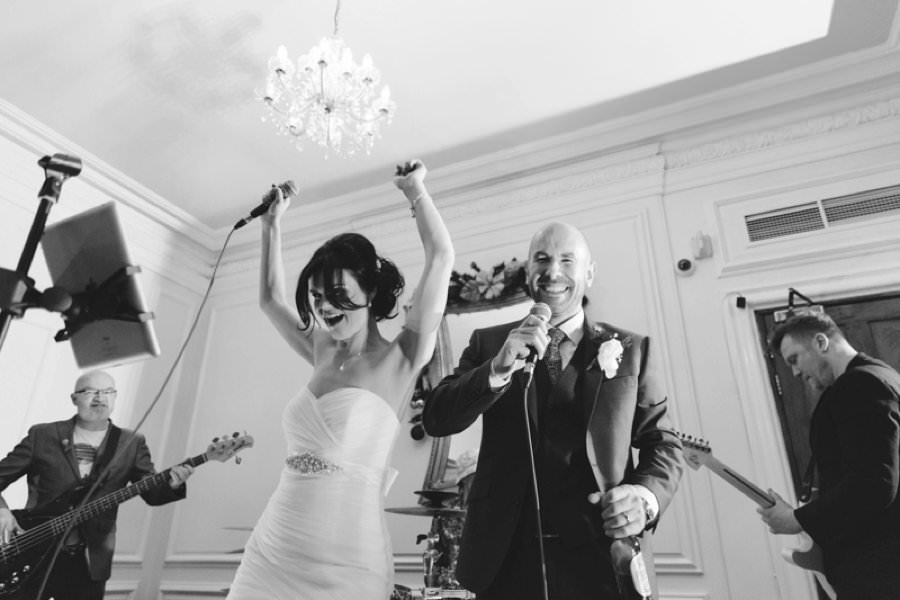 bride groom kareoke