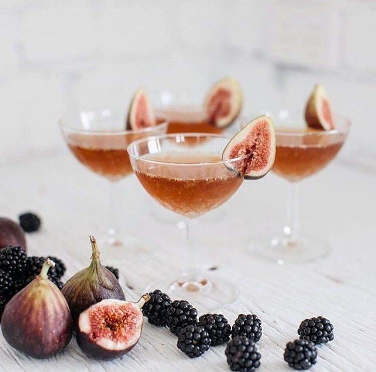 wedding day cocktails