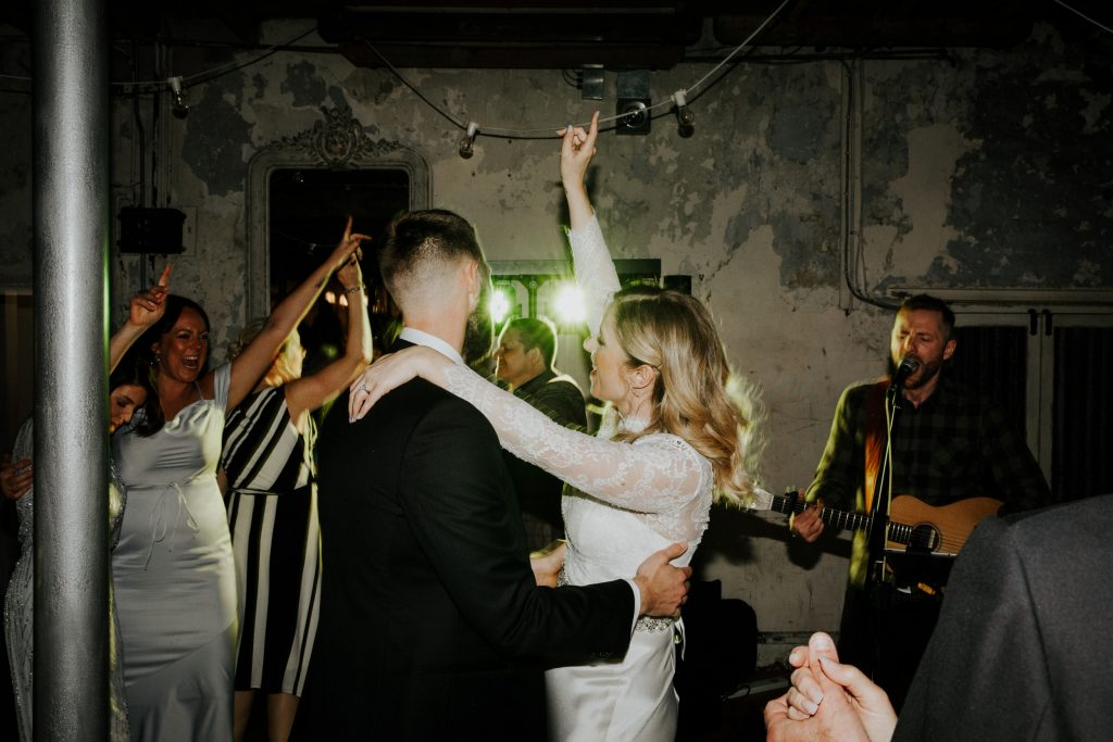 holmes mill wedding