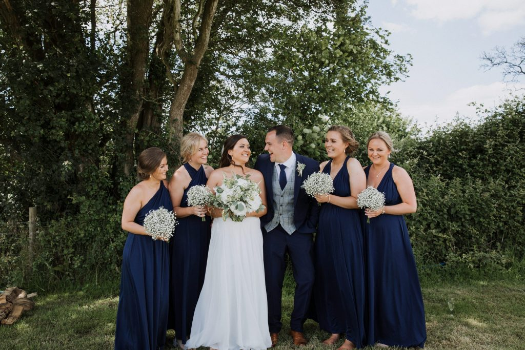 natural wedding photographer somerset