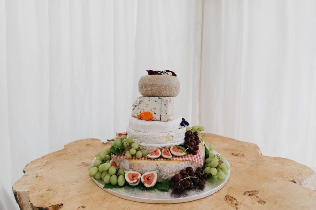 savoury cheese cake