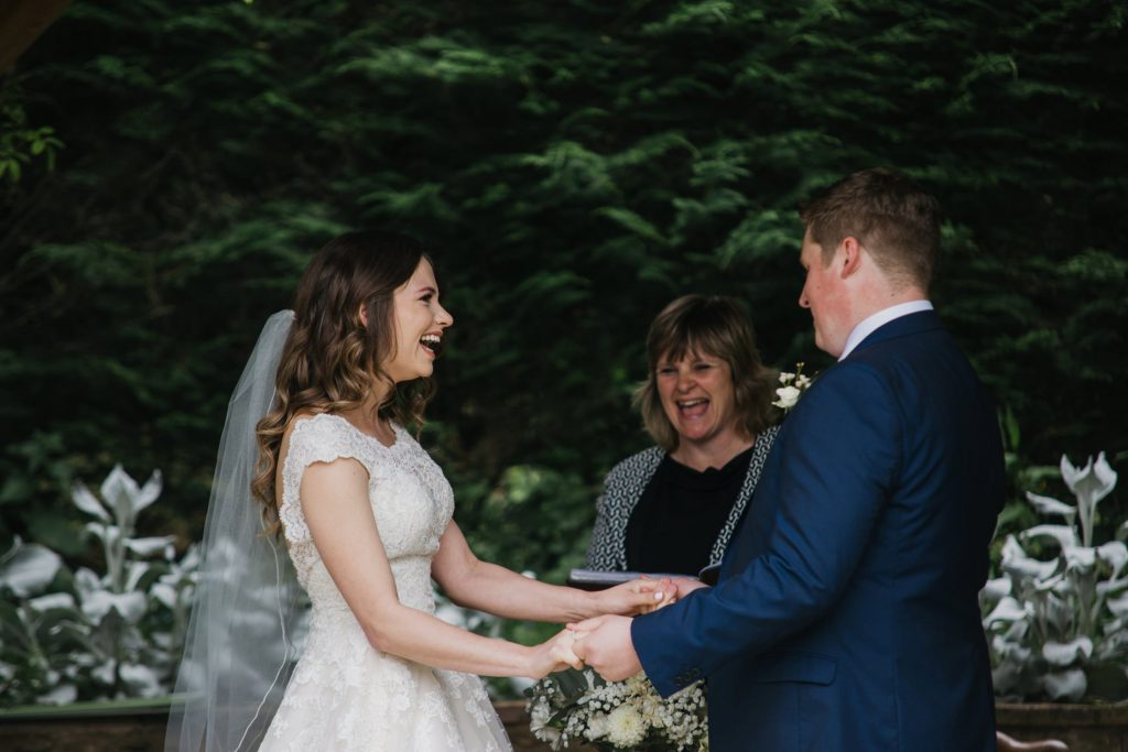 Pennard House Wedding