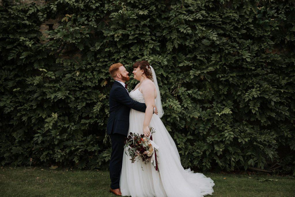 wick farm wedding