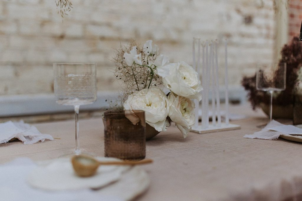 Romantic Glasshouse Styled Shoot